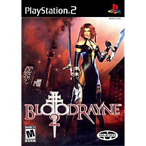 Bloodrayne 2 Sony Playstation 2 Game