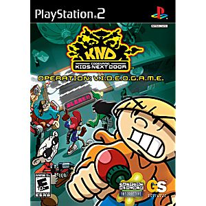 Codename Kids Next Door Operation VIDEOGAME