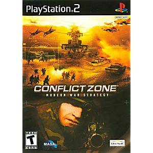conflict zone modern war strategy