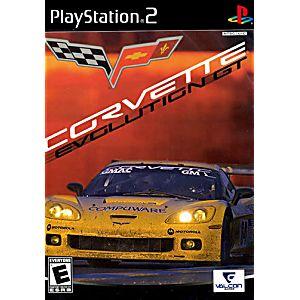 Corvette Evolution GT