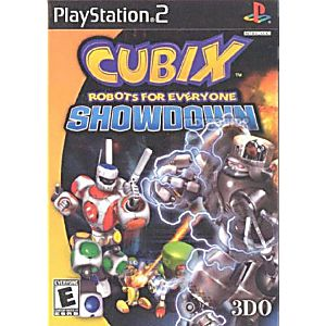 Cubix Robots For Everyone Showdown