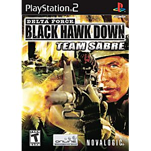 ps2 game black