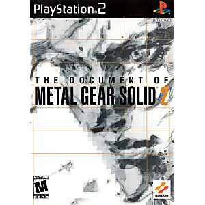 Document of Metal Gear Solid 2