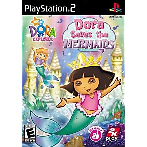 Dora the Explorer Dora Saves the Mermaids