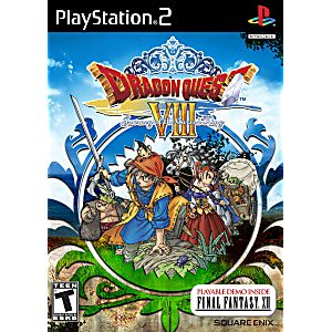 Dragon Quest VIII 8