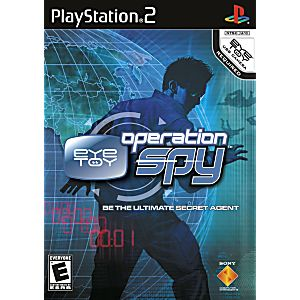 Eye Toy Operation Spy
