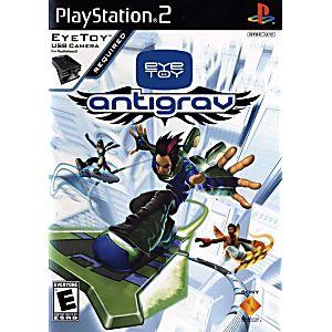 EyeToy AntiGrav