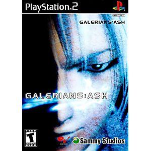 Galerians Ash