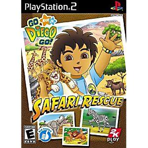 Go Diego Go Safari Rescue