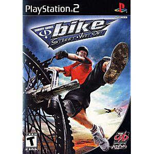 Gravity Games Bike Street Vert Dirt PS2