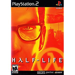 Half Life Sony Playstation 2 Game