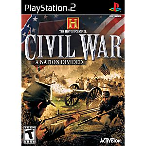 History Channel Civil War A Nation Divided
