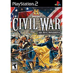 History Channel Civil War Secret Missions