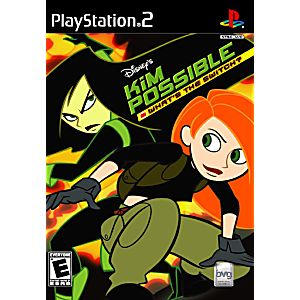 Kim Possible What's the Switch