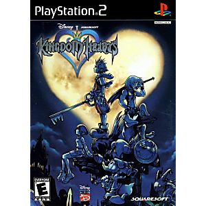 Kingdom Hearts Playstation 2 Game For Sale