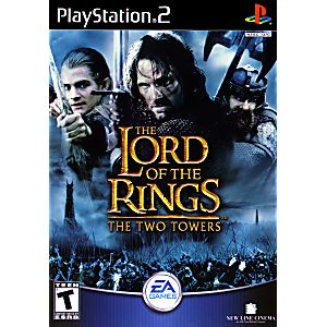 Lord of the Rings Two Towers