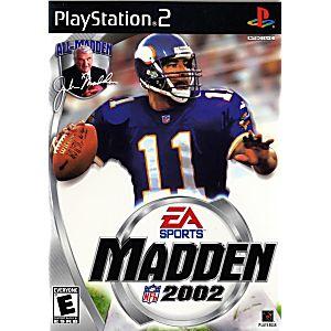 Madden 2002 Football