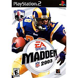 Madden 2003