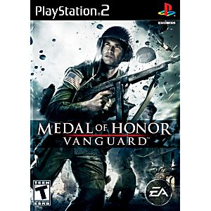 Medal Of Honor Vanguard Sony Playstation 2 Game