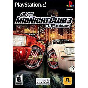 Midnight Club 3 Dub Edition