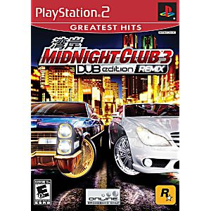 midnight club racing dub edition