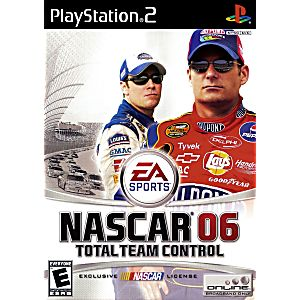 NASCAR 2006 Total Team Control