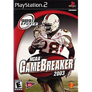 NCAA GameBreaker 2003