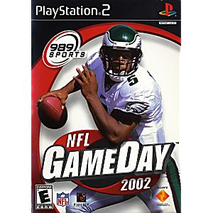 PS2 NFL GameDay 2002