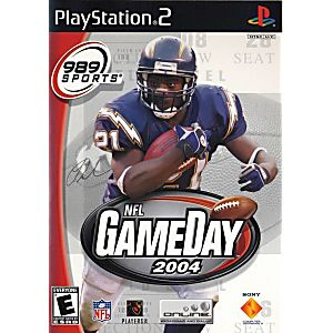 PS2 NFL Gameday 2004