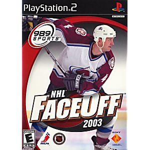 NHL Faceoff 2003