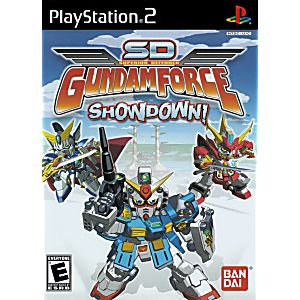 SD Gundam Force Showdown