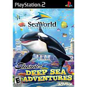 Shamu's Deep Sea Adventure