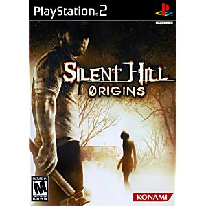 Silent Hill Origins Sony Playstation 2 Game