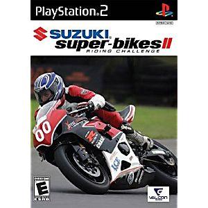 Suzuki Super-Bikes II Riding Challenge