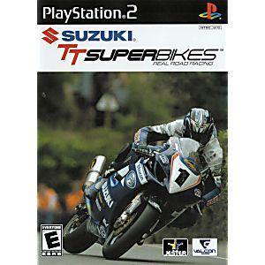 Suzuki TT Superbikes