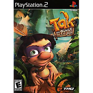 Tak and the Power of JuJu