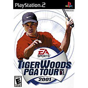 Tiger Woods 2001