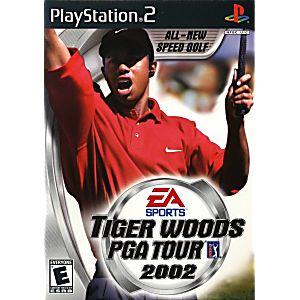 Tiger Woods 2002
