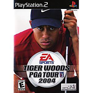 Tiger Woods 2004