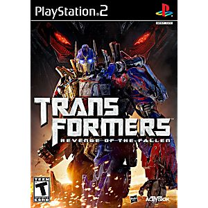 Transformers game 2007