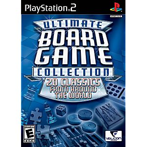 Ultimate Board Game Collection Sony Playstation 2 Game