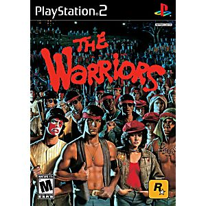 Warriors Sony Playstat...