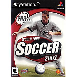 World Tour Soccer 2002