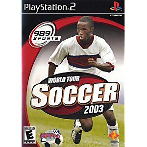 World Tour Soccer 2003