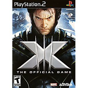 X-Men 3 The Official Game