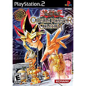 Yu-Gi-Oh Capsule Monster Coliseum