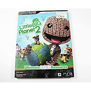 Little Big Planet 2 Signature Series Guide (Brady Games)