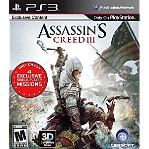 Assassin's Creed III 3