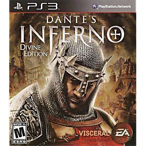 Dante's Inferno Divine Edition