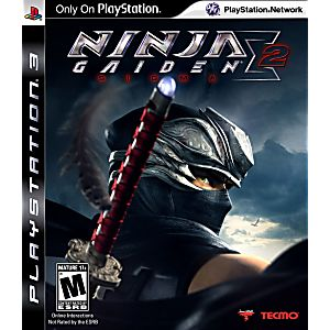 Ninja Gaiden Sigma 2 Playstation 3 Game